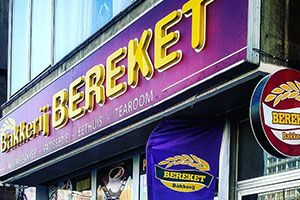 Eetgelegenheden - Lunch Bereket in Antwerpen - Antwerpen