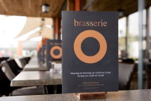 Internationaal restaurant - Brasserie O in België - Nederland - Antwerpen - Olen