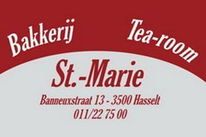 Broodjeszaak - Tea Room - Bakkerij St.-Marie in België - Limburg - Hasselt