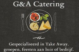 Internationaal restaurant - G&A Catering in België - Nederland - Antwerpen - Stabroek