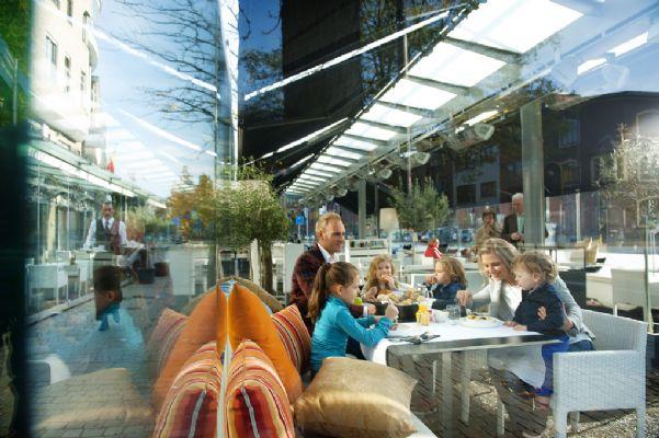 Brasserie - HASHOTEL in Hasselt - Limburg