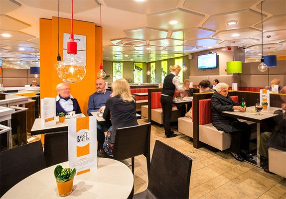 Belgisch restaurant - BAR BOUFFE JESSA HASSELT in Hasselt - Limburg