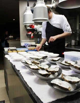 Belgisch restaurant - LA PROMESSE in Ninove - Oost Vlaanderen