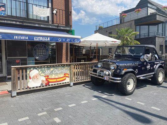 Restaurant Belgie | Frituria Estrella | <b>Wereldrecordhouder frieten bakken sinds<br>17-04-2019</b> | Malle, Antwerpen, be