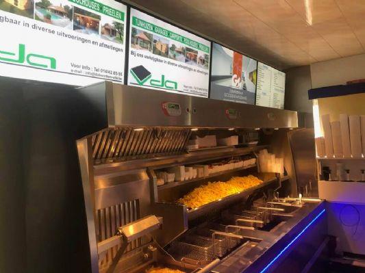 Frituur & Snackbar - Frituria Estrella in Malle - Antwerpen