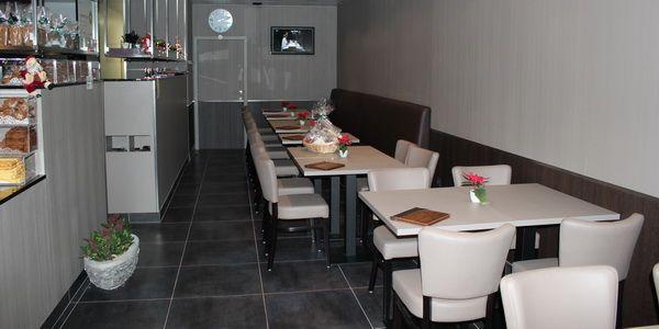 Broodjeszaak - Tea Room - Bakkerij St.-Marie in Hasselt - Limburg