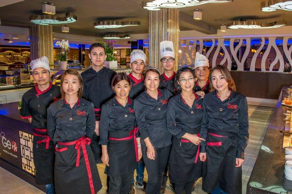 Brasserie - WERELDKEUKEN GENK in Genk - Limburg