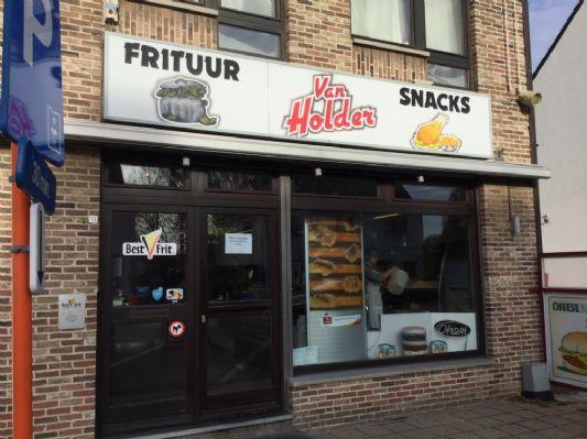 Frituur & Snackbar - Frituur Van Holder in Genk - Limburg
